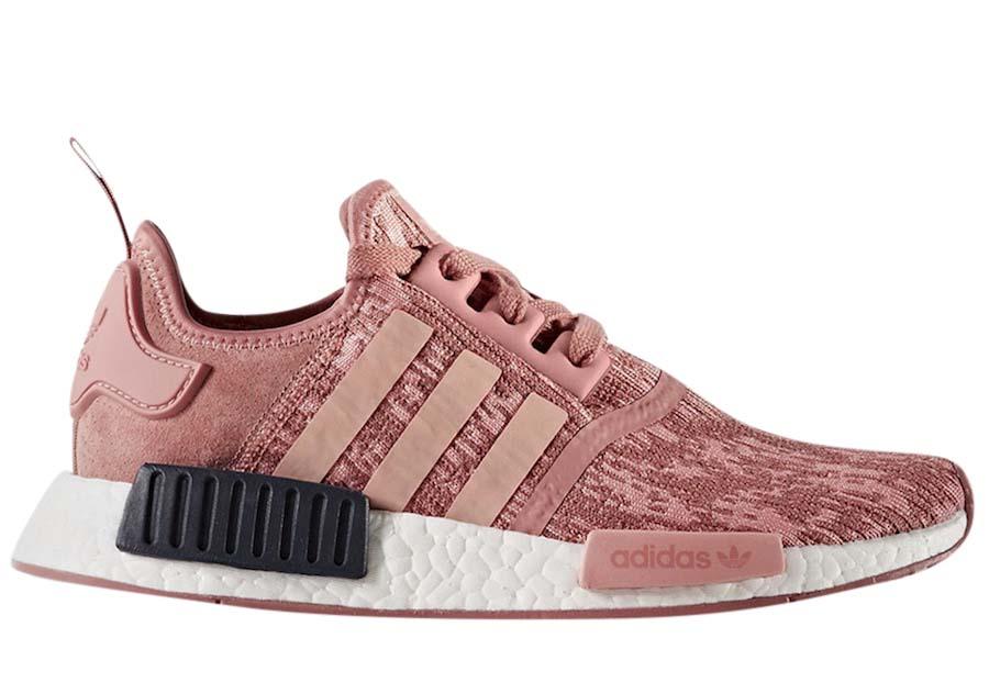 Adidas Wmns Nmd R1 Raw Pink Kicksonfire