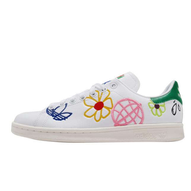 Adidas Wmns Stan Smith Primegreen Floral