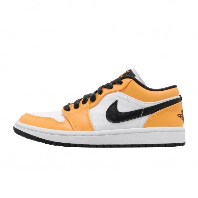 air jordan 1 low orange