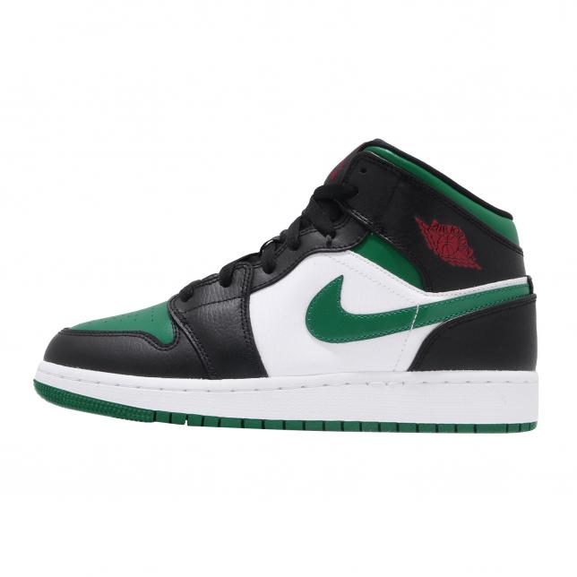 Air Jordan 1 Mid 'Pine Green'