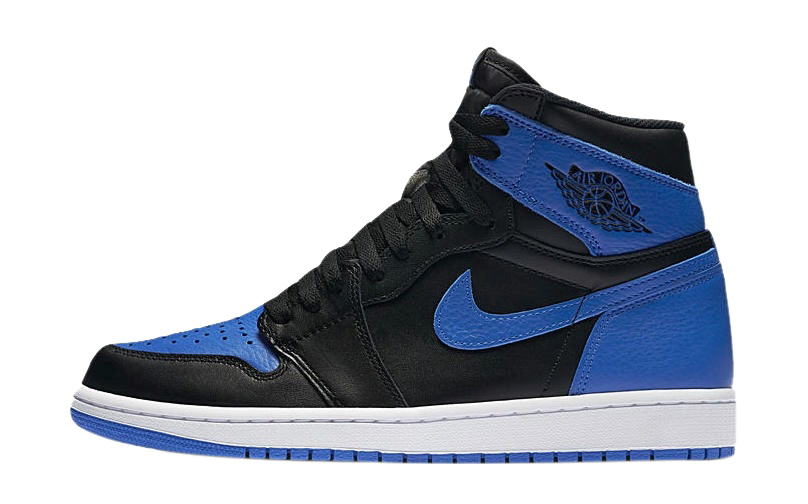 Air Jordan 1 Retro High Og Gs Royal (2017)