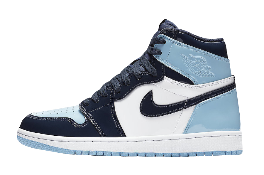 Air Jordan 1 Retro High Og Wmns Blue Chill Kicksonfire