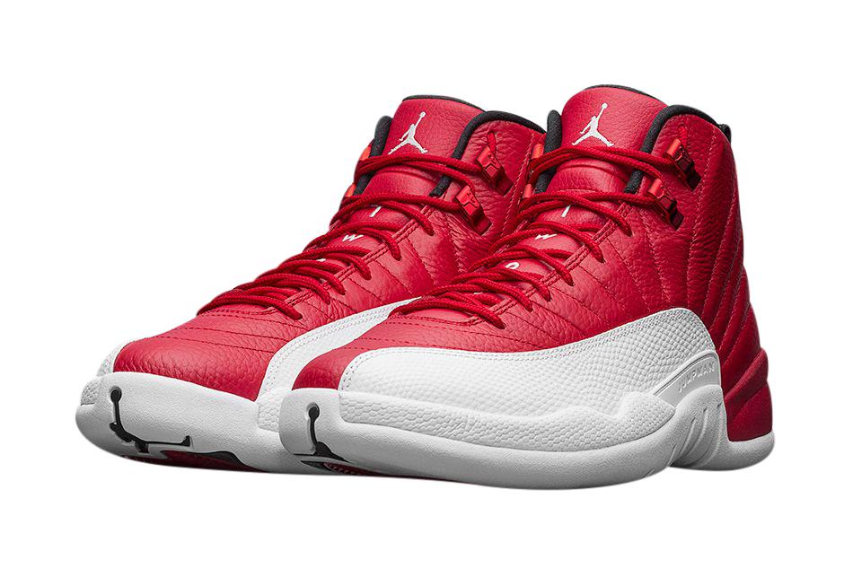 Air Jordan 12 GS Gym Red (Alternate