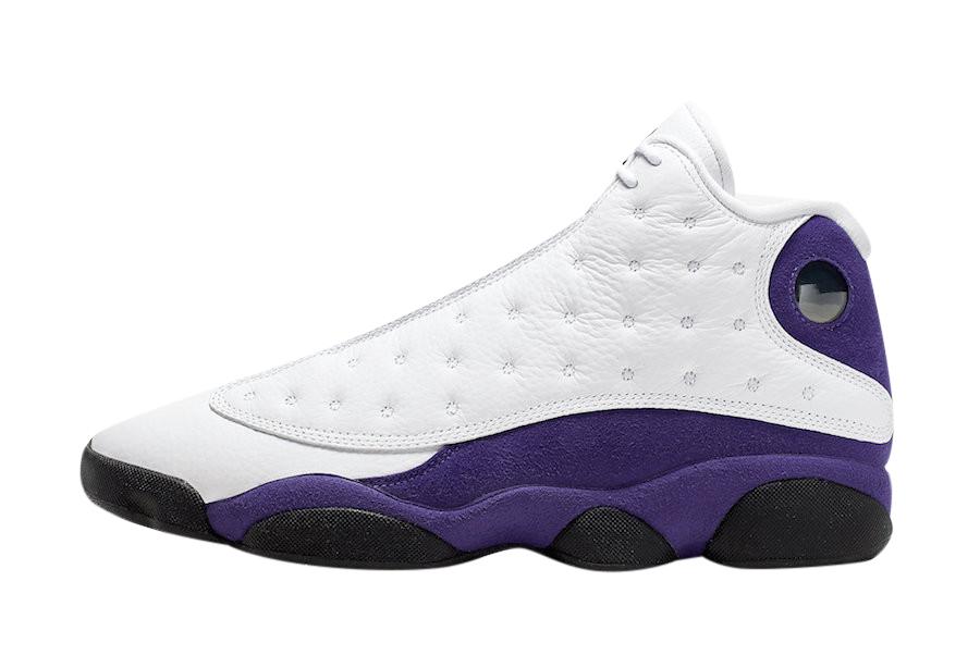 Air Jordan 13 Lakers