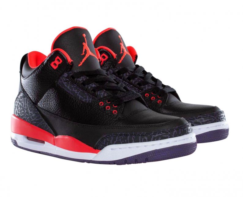 BUY Air Jordan 3 Crimson | Kixify