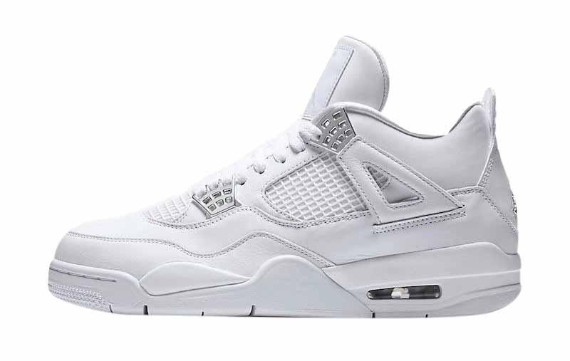 Air Jordan 4 Pure Money 2017