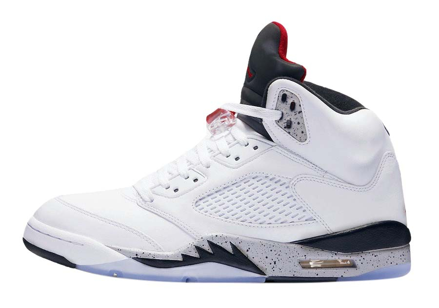 BUY Air Jordan 5 White Cement | Kixify