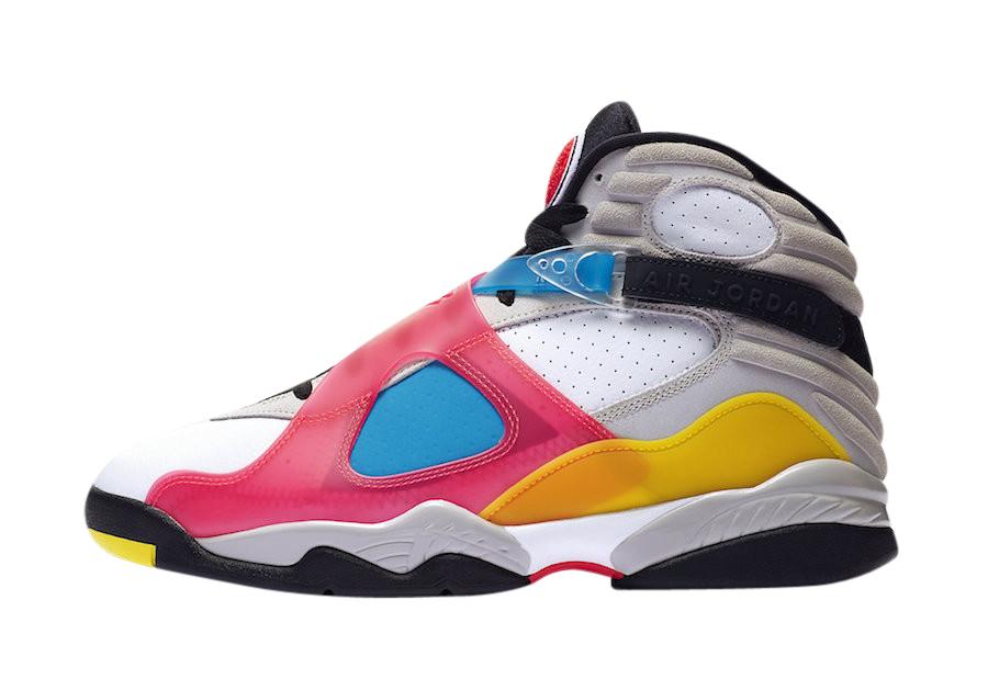 BUY Air Jordan 8 SP SE Multi Color