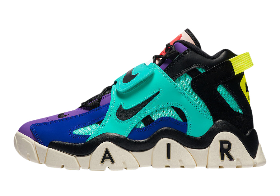 nike air barrage for sale