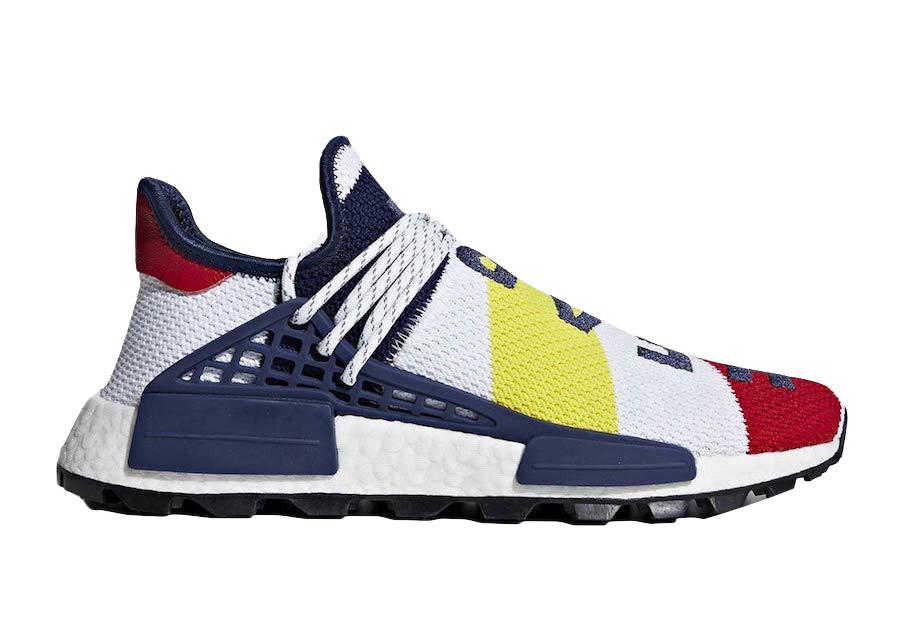 BBC X Adidas NMD Hu Trail Heart Mind