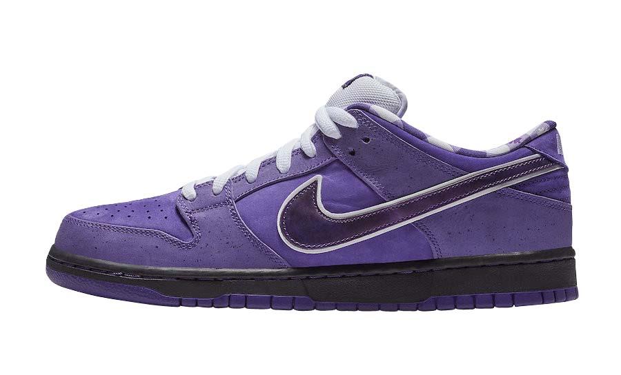 BUY Concepts X Nike SB Dunk Low Purple