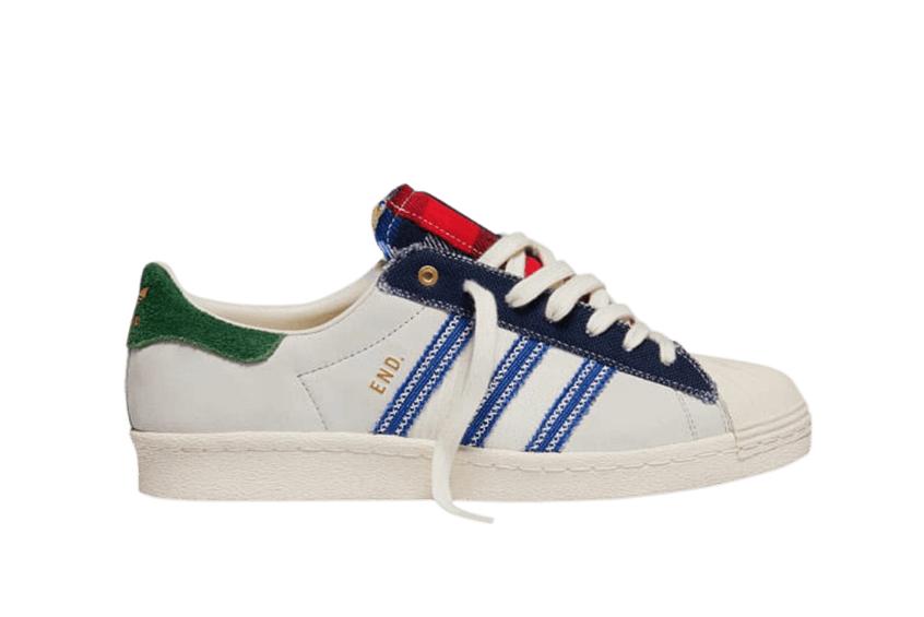 BUY END X Adidas Superstar Alternative