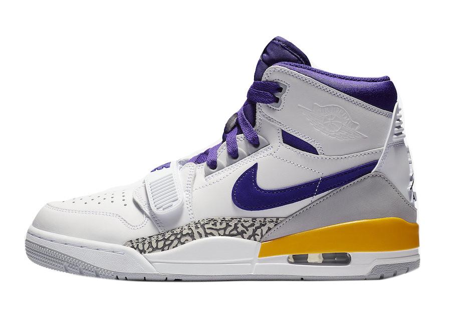 BUY Jordan Legacy 312 Lakers | Kixify