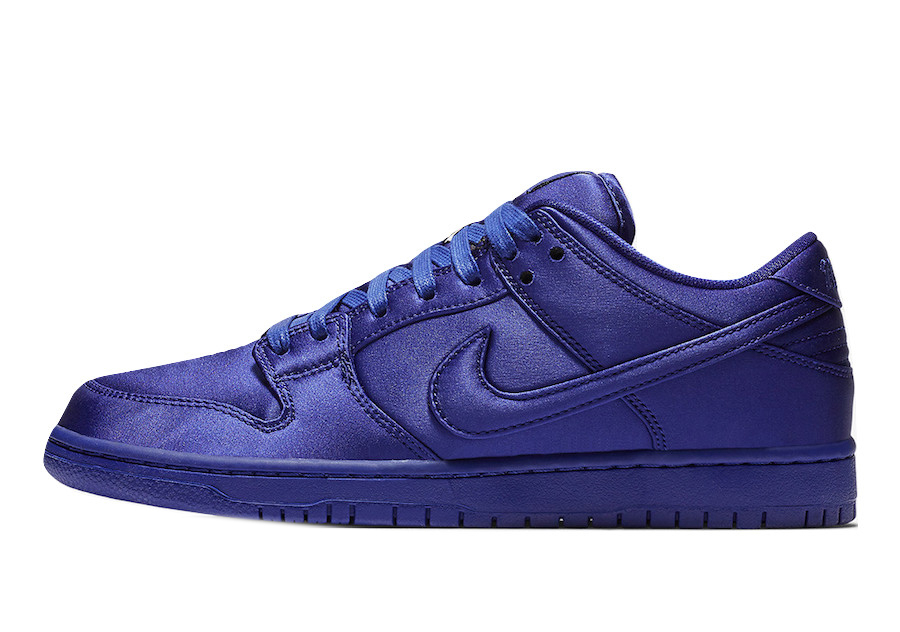 NBA X Nike SB Dunk Low Deep Royal Blue