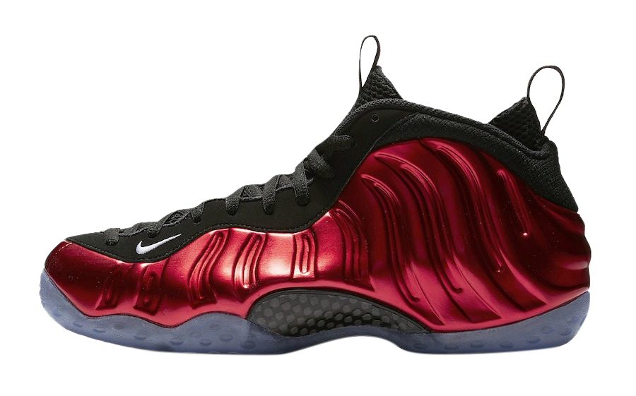 Air Foamposite One Prm blue Mirror Nike 575420 008 mtllc slvr ...