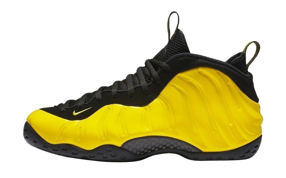 Nike Air Foamposite One Prm Wheat Sneakers The Urban ...