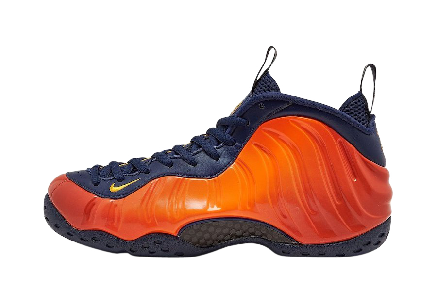 nike AIR FOAMPOSITE ONE BLUE VOID ... Kickz.com