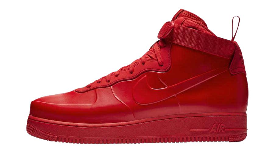 BUY Nike Air Force 1 Foamposite Red