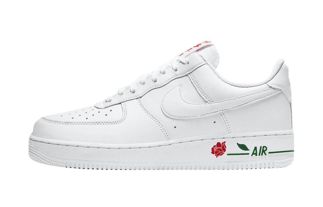 Nike Air Force 1 Low White Rose