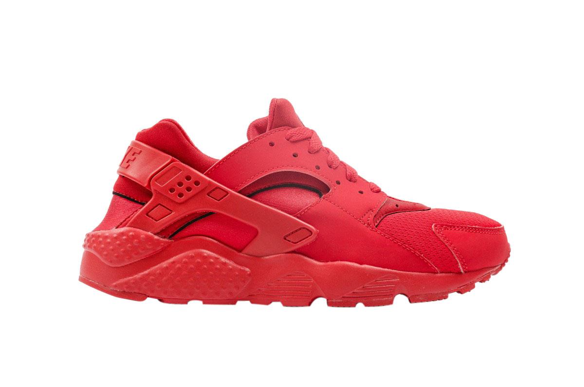 BUY Nike Air Huarache GS Triple Red