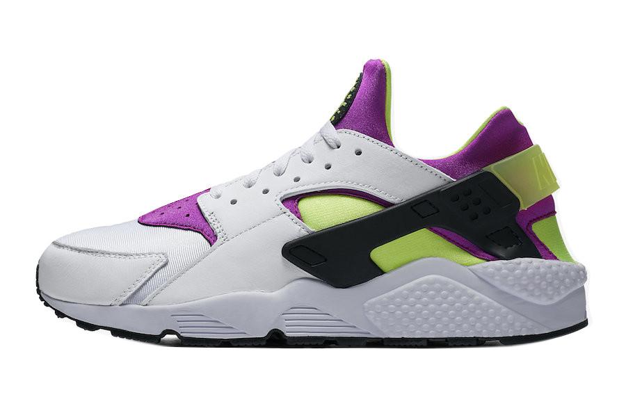 BUY Nike Air Huarache Run 91 Neon