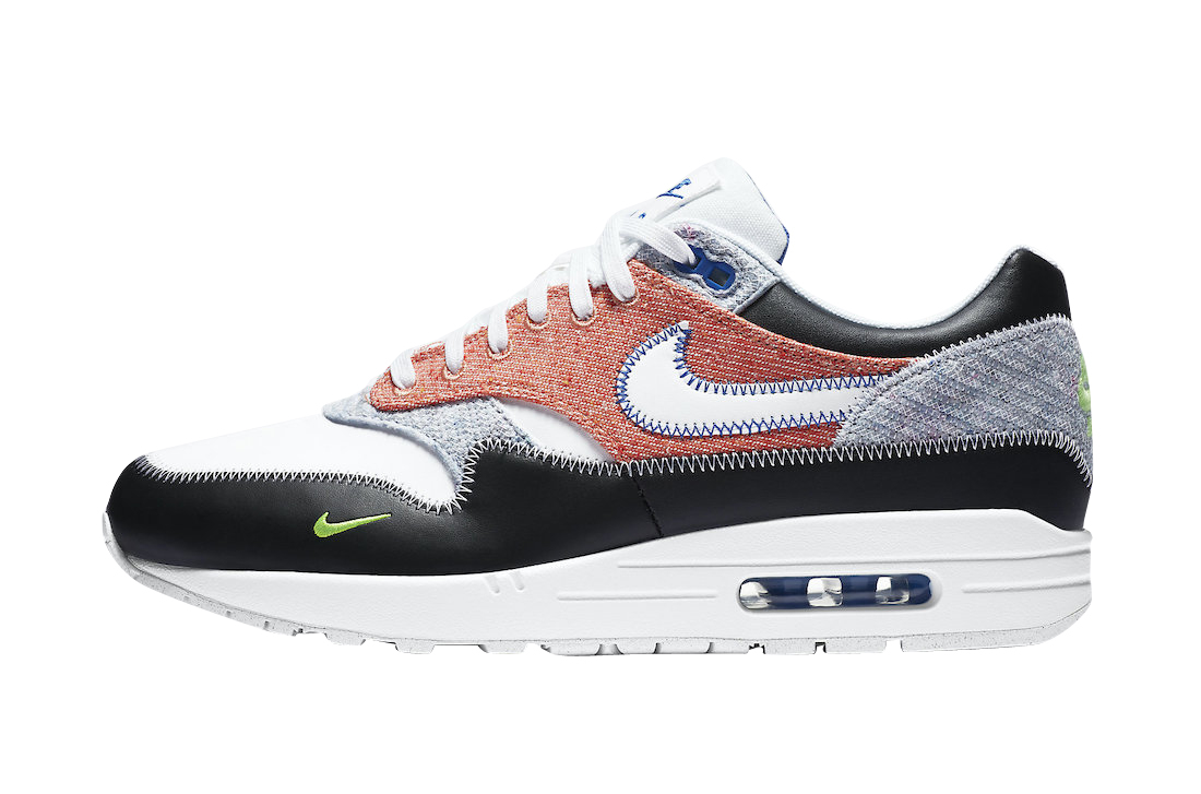 Nike Air Max 1 Recycled White