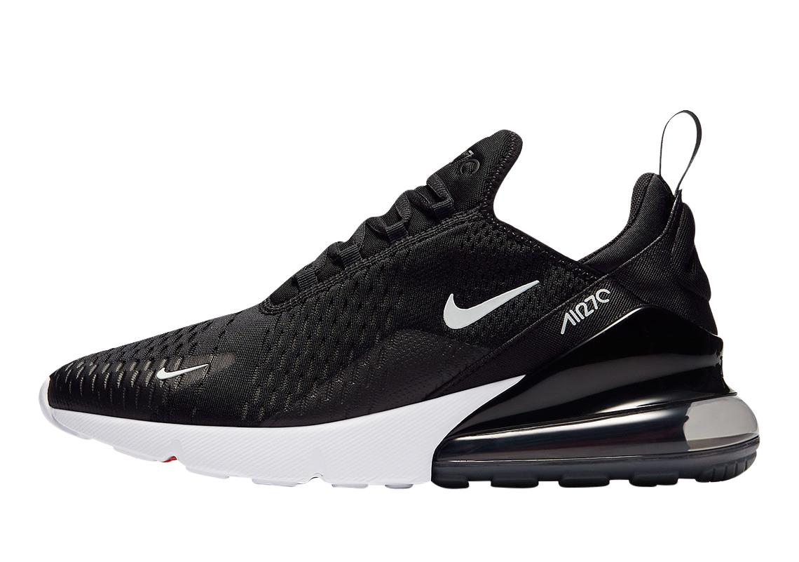BUY Nike Air Max 270 Black White