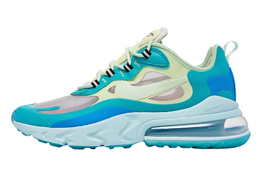 BUY Nike Air Max 270 React Hyper Jade