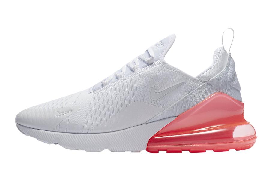 BUY Nike Air Max 270 White Hot Punch