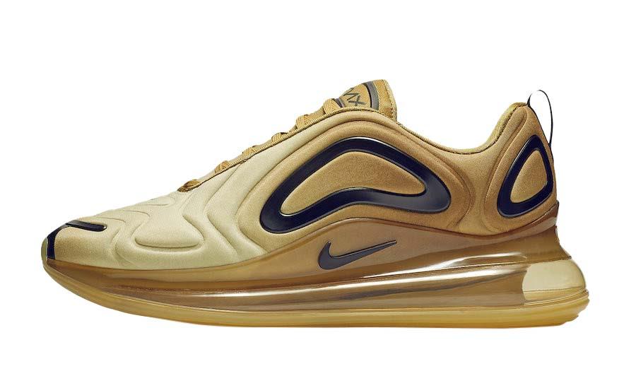 BUY Nike Air Max 720 Desert Gold