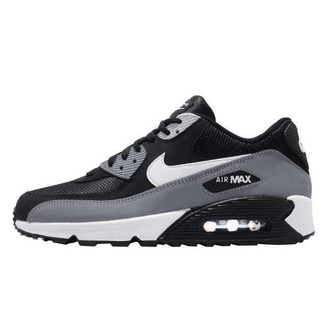 Nike Air Max 90 Essential Black White Cool Grey