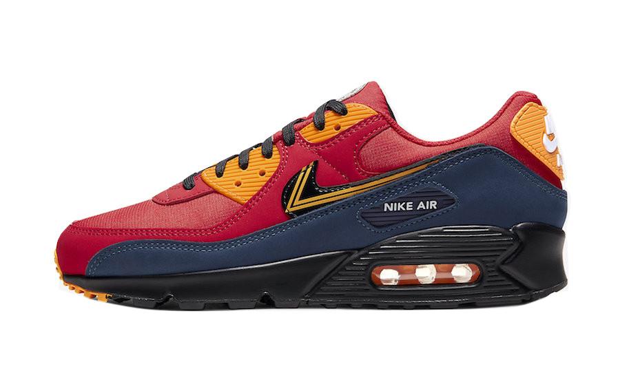 Nike Air Max 90 London CJ1794-600 - KicksOnFire.com