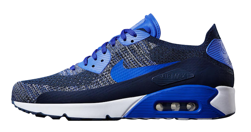 Nike Air Max 90 Ultra Flyknit 2.0 Paramount Blue