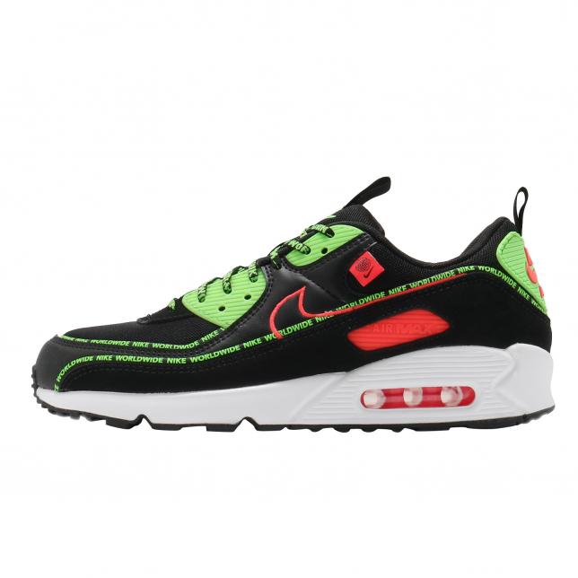 Nike Air Max 90 Worldwide Black Green