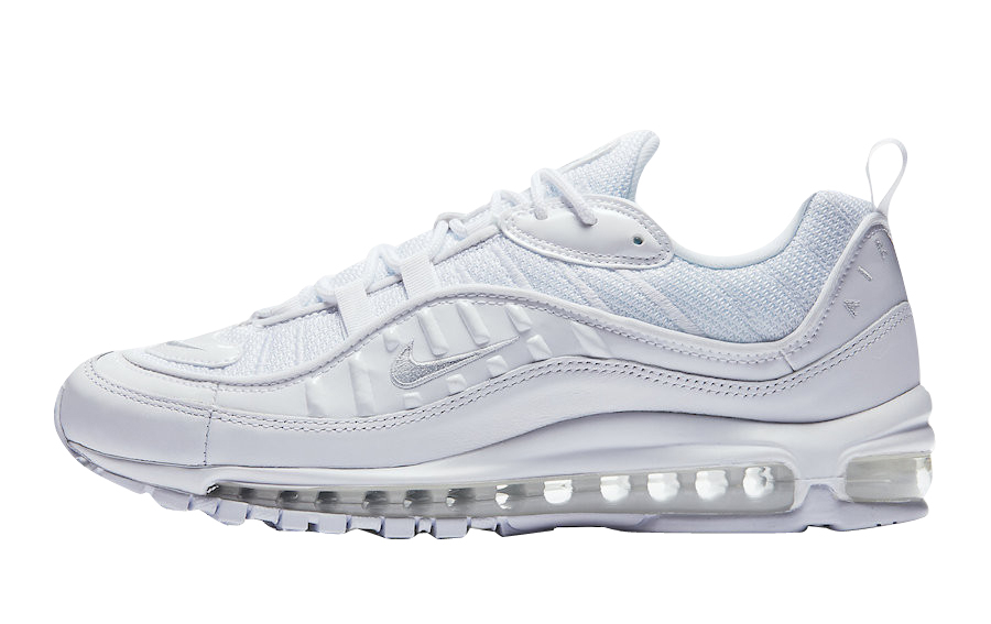 Nike Air Max 98 Triple White