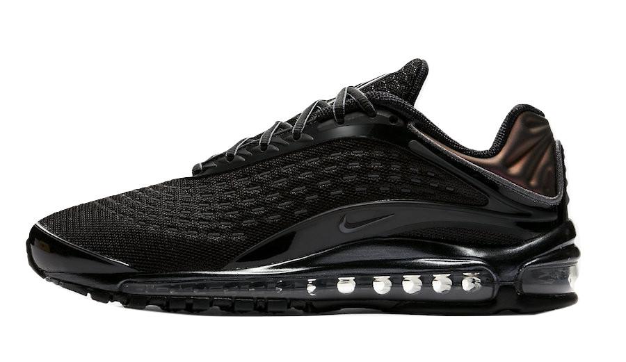 BUY Nike Air Max Deluxe Triple Black