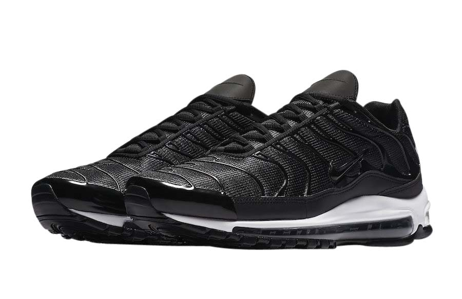 BUY Nike Air Max Plus 97 Black White