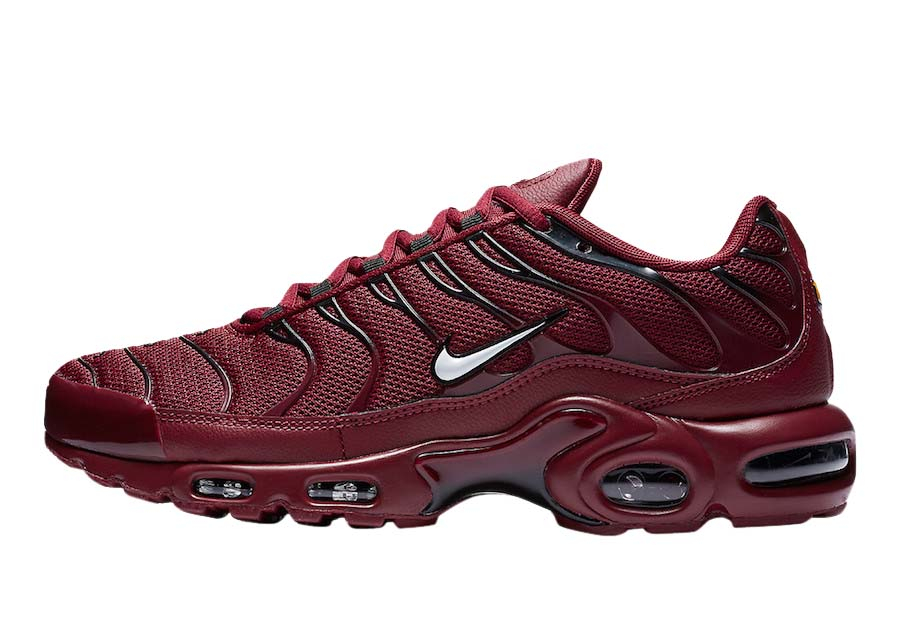 air max plus red