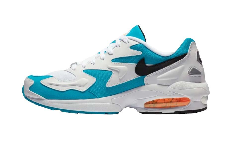 BUY Nike Air Max2 Light OG Blue Lagoon