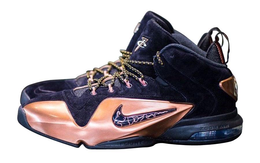 BUY Nike Air Penny 6 - Copper | Kixify