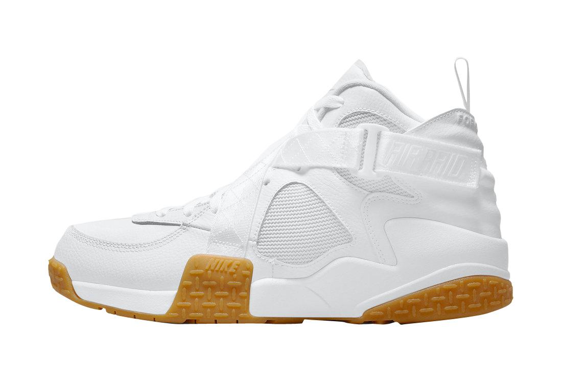 Nike Air Raid White Gum