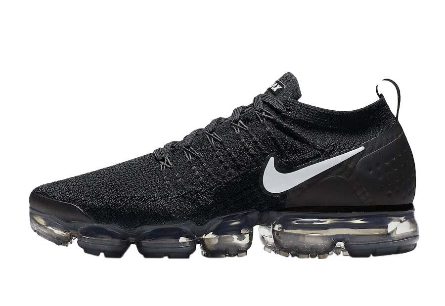BUY Nike Air VaporMax 2 Black Dark Grey