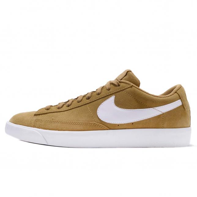Nike Blazer Low Elemental Gold