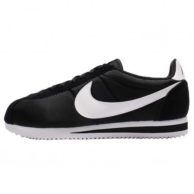 BUY Nike Cortez Nylon Black / White