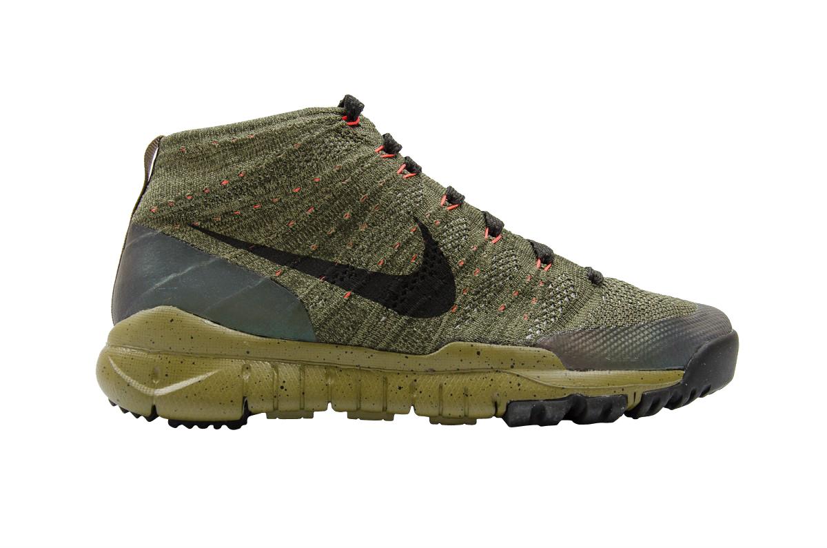 Nike Flyknit Trainer Chukka Fsb Sequoia
