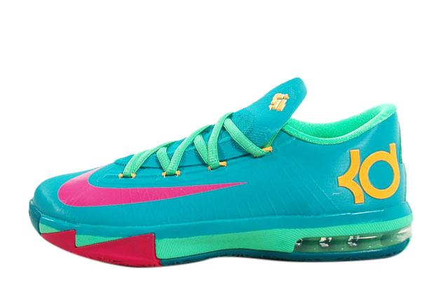 Nike KD 6 GS Hero - KicksOnFire
