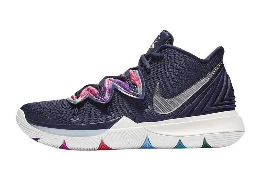 BUY Nike Kyrie 5 Multicolor | Kixify