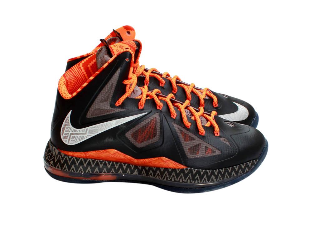 BUY Nike LeBron 10 BHM | Kixify Marketplace