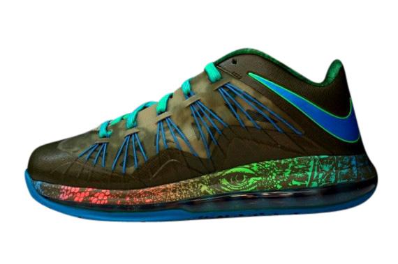 BUY Nike Lebron 10 Low - Reptile