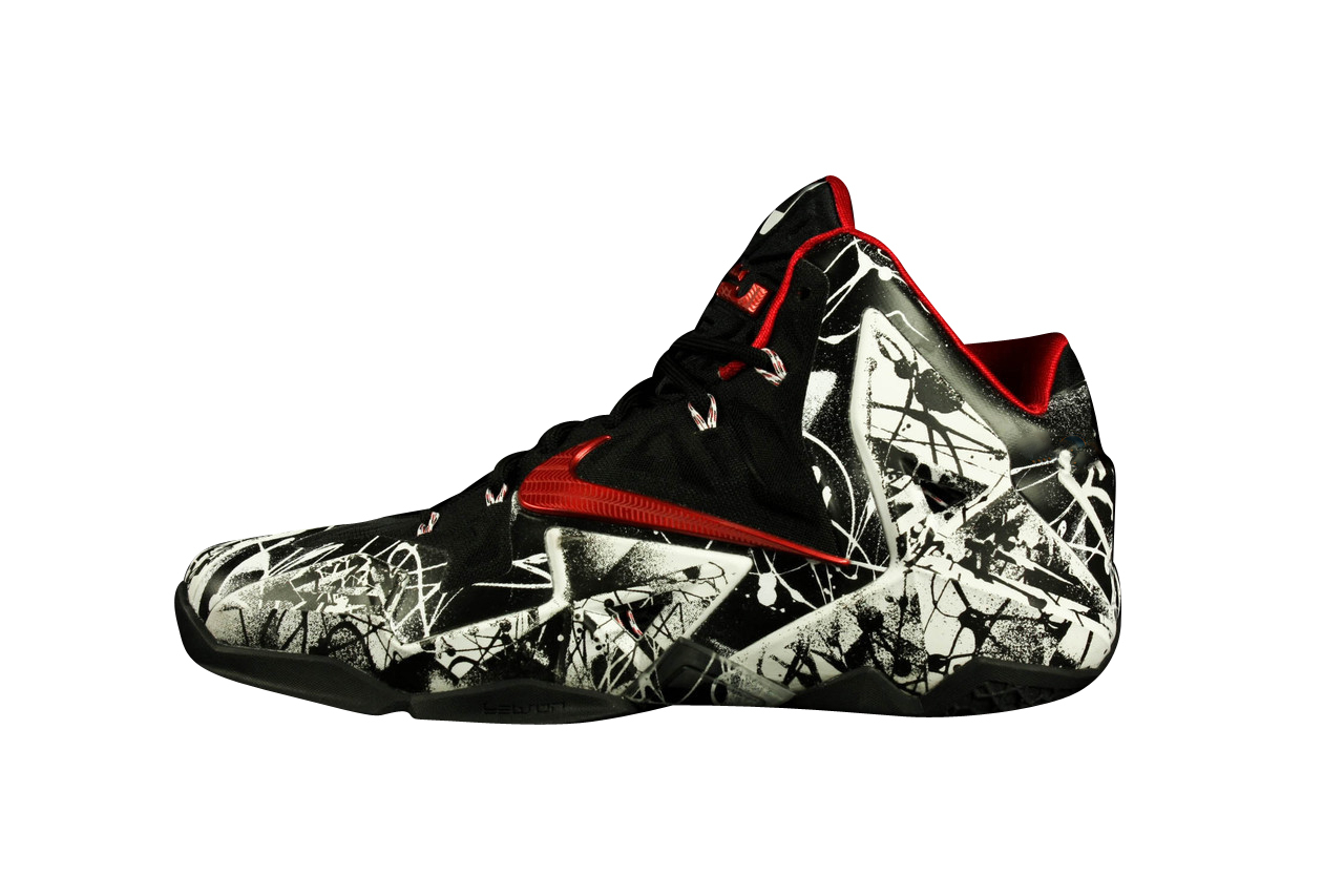 BUY Nike Lebron 11 - Graffiti | Kixify